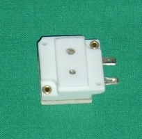 SOCKET, QUARTZ BI-PIN (C-H)