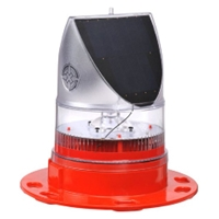 SOLAR AIRSTRIP/OBSTRUCTION LIGHT - RED